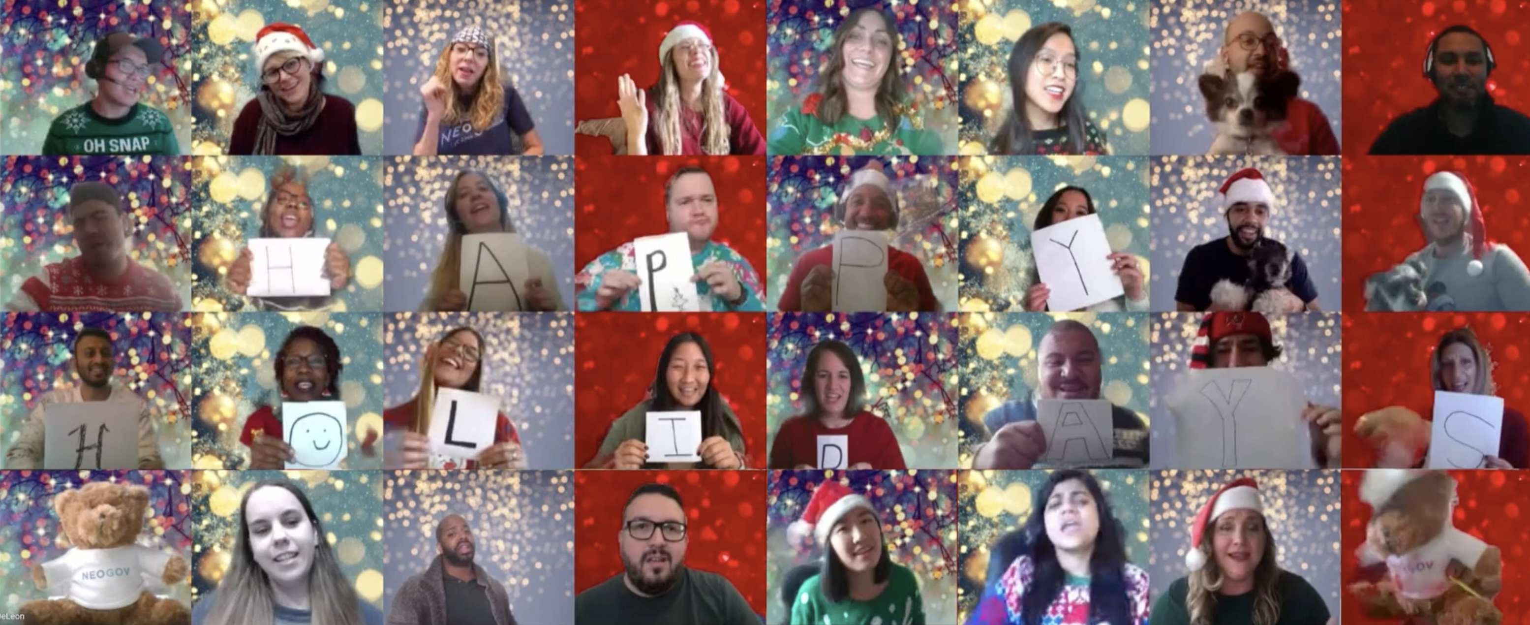 Happy Holidays from NEOED!